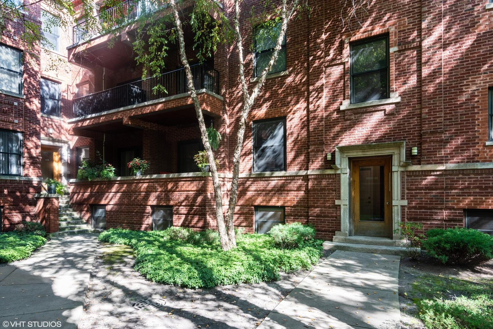6622 N ASHLAND Avenue #2, Chicago, IL 60626 - #: 10830444