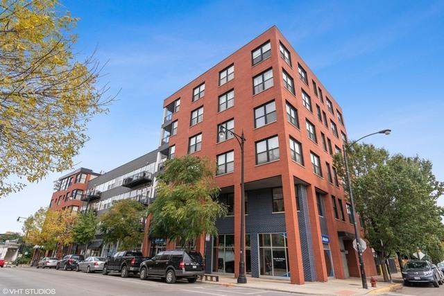 1621 S Halsted Street #602, Chicago, IL 60608 - #: 10975444