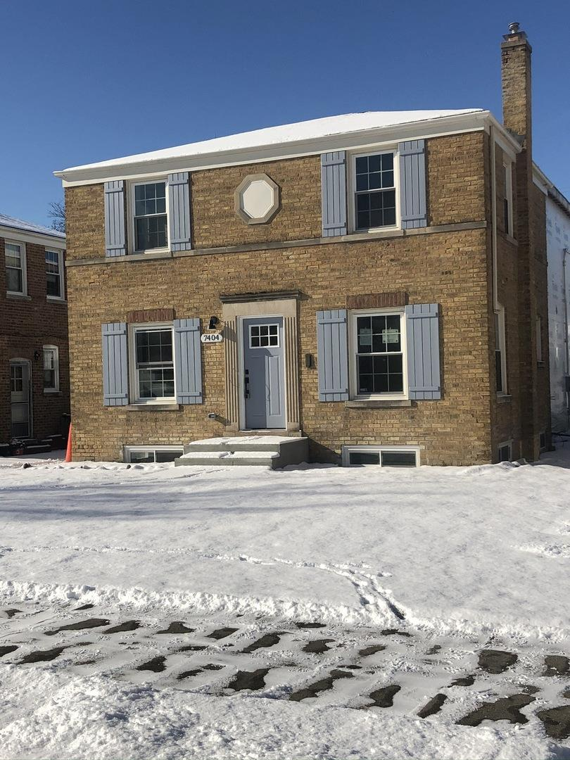7404 N Odell Avenue, Chicago, IL 60631 - #: 10980444