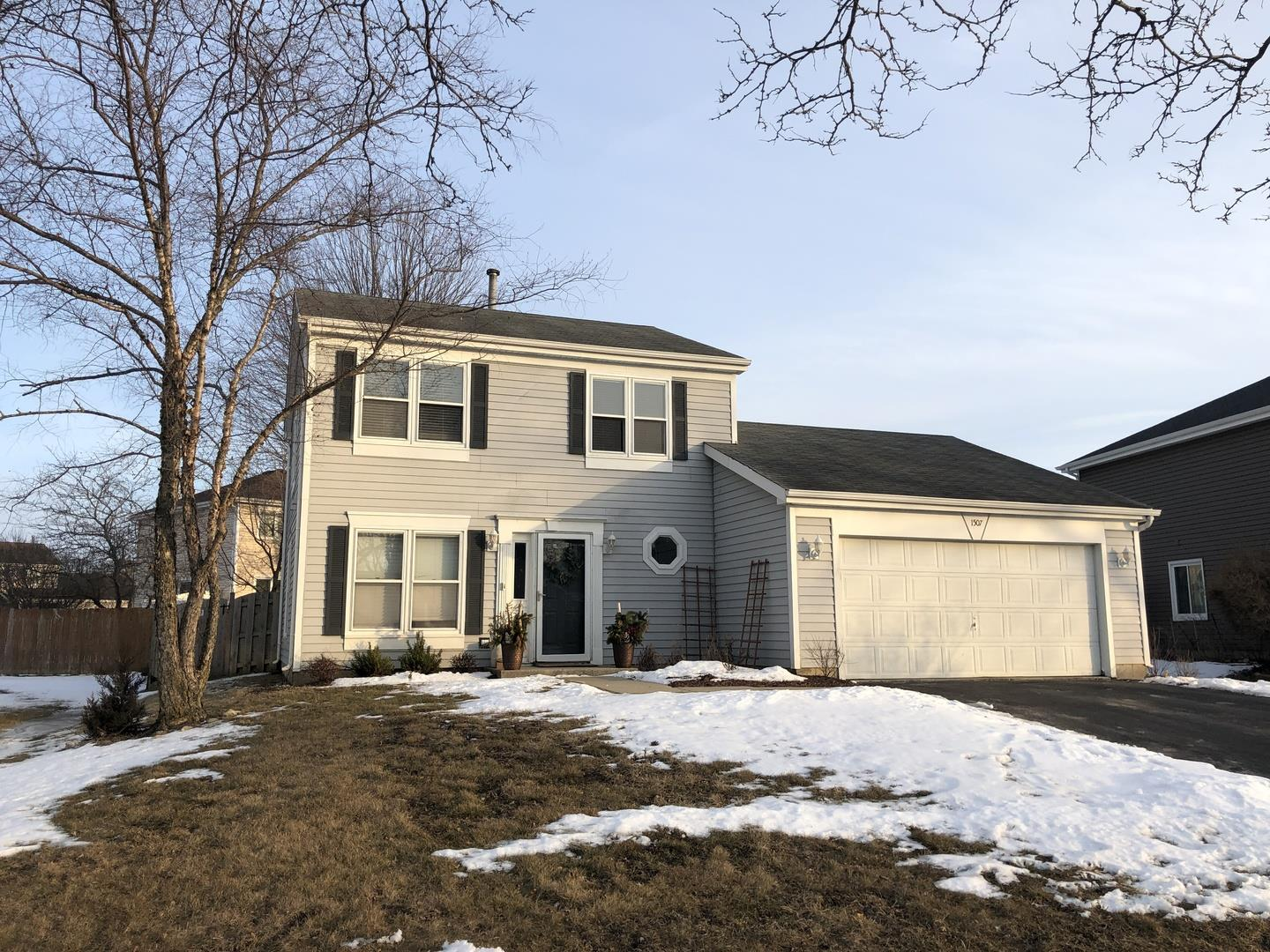 1507 Hollytree Lane, Crystal Lake, IL 60014 - #: 10642445
