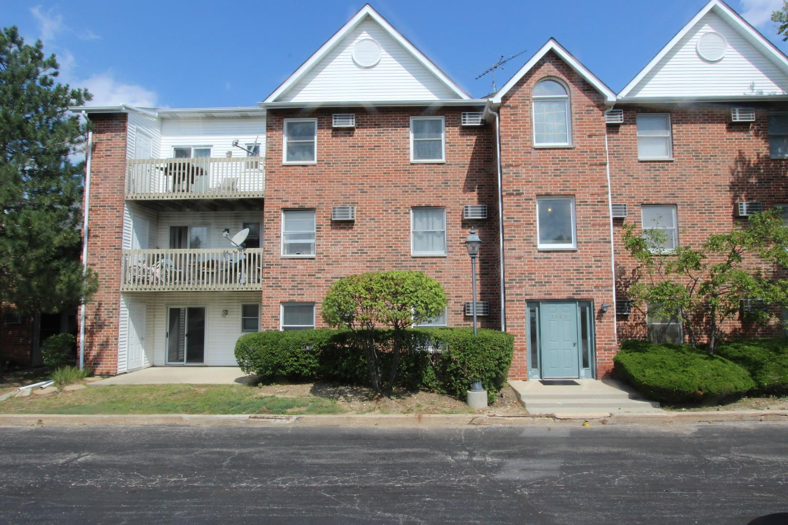 1382 Cunat Court #1C, Lake in the Hills, IL 60156 - #: 11194445