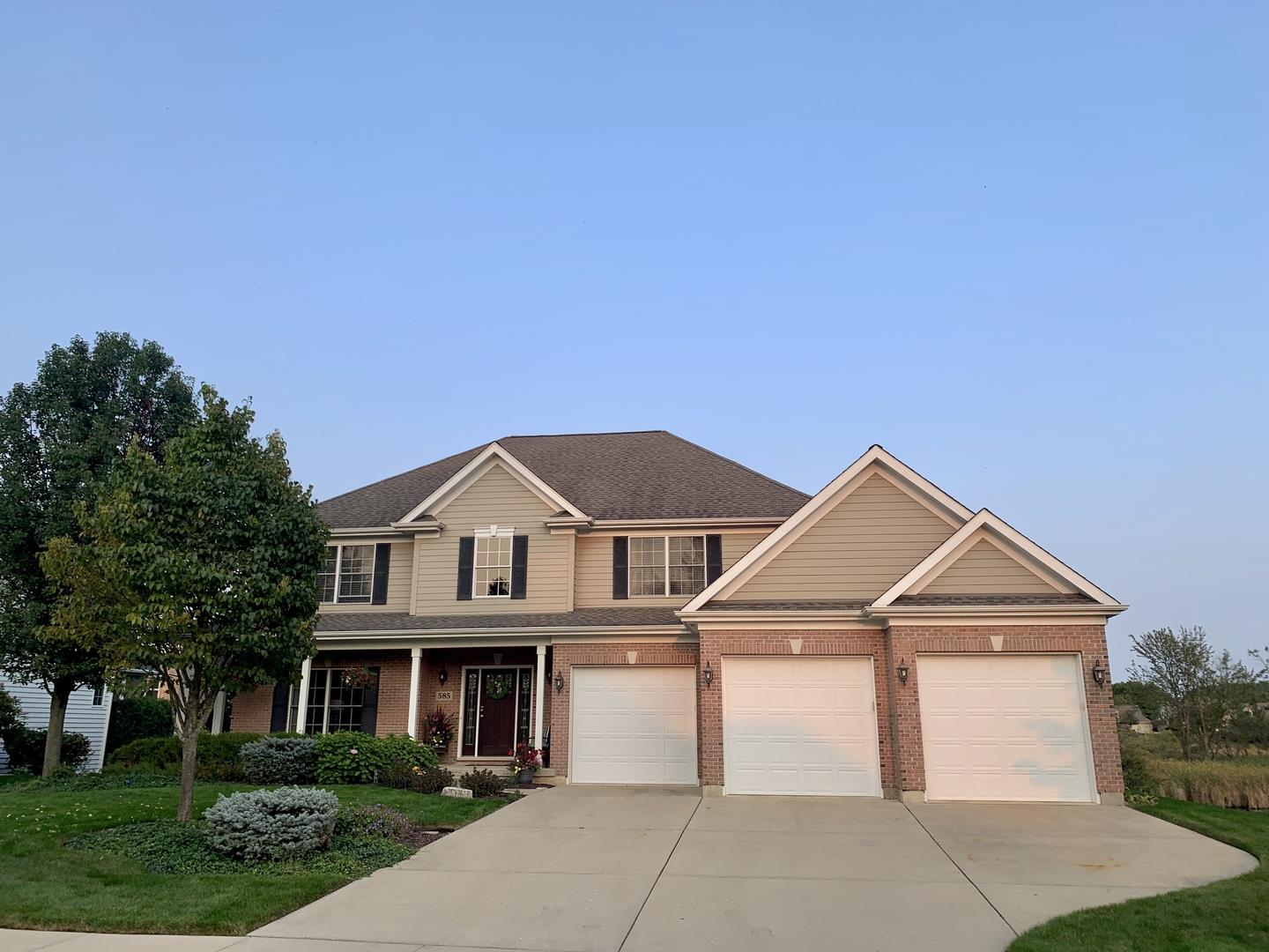 585 Iris Court, Crystal Lake, IL 60014 - #: 10878447