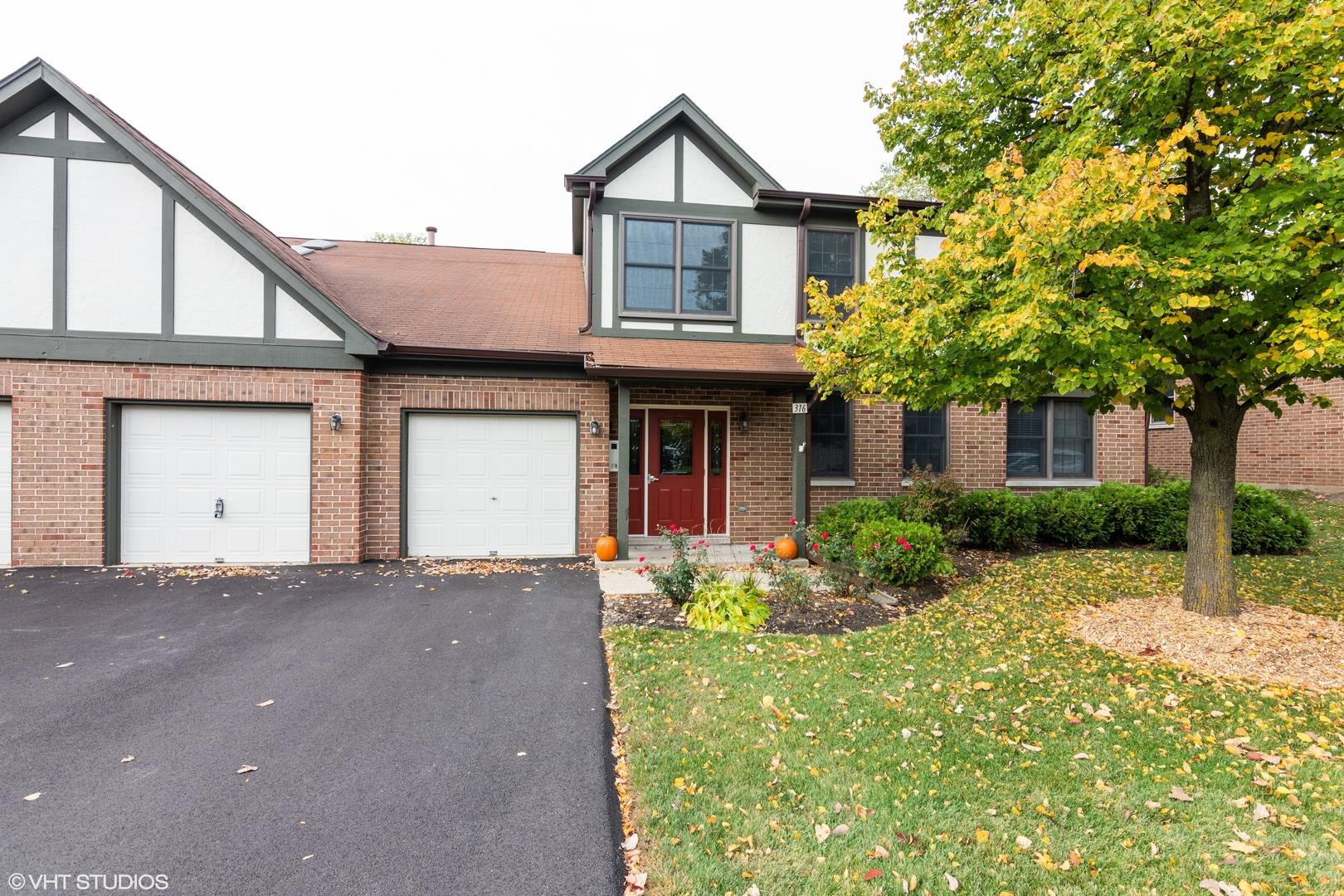316 Carriage Way #2C, Bloomingdale, IL 60108 - #: 10933448