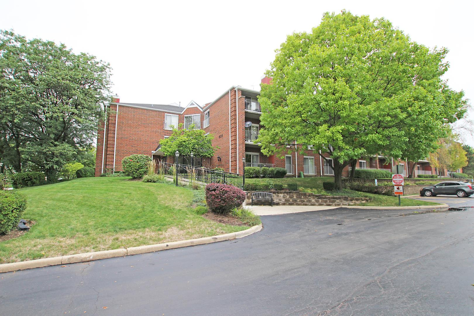 805 Leicester Road UNIT 116, Elk Grove Village, IL 60007 - #: 10517449