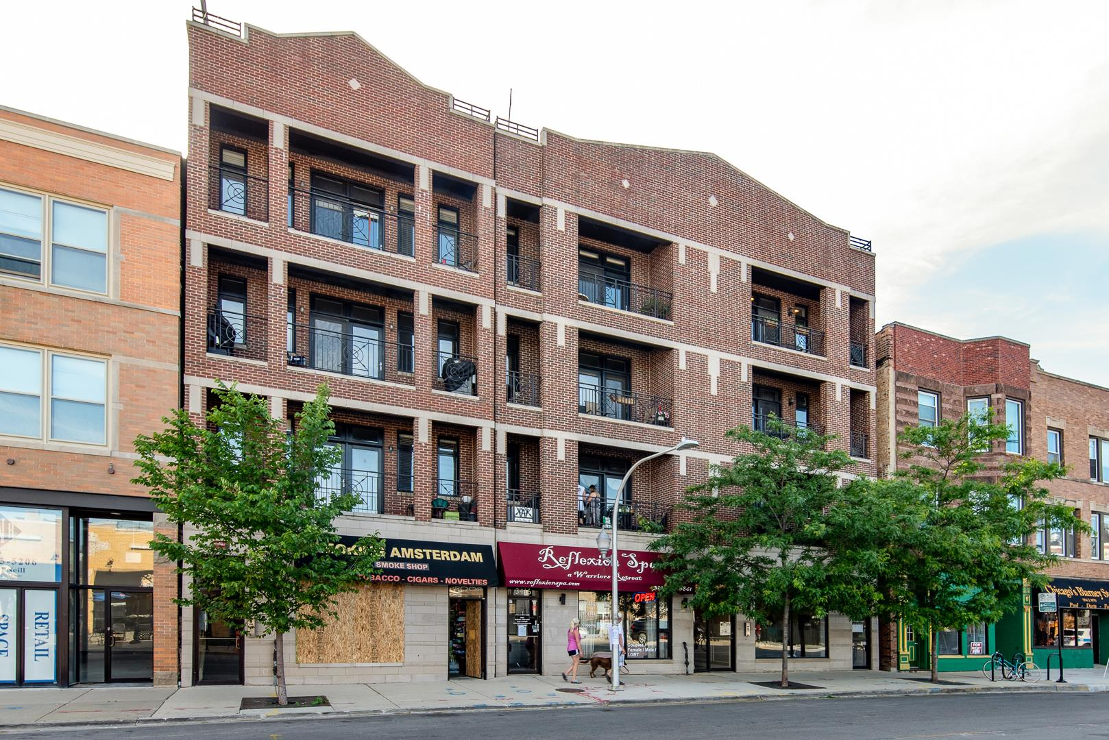 3418 N Sheffield Avenue #4, Chicago, IL 60657 - #: 10742449
