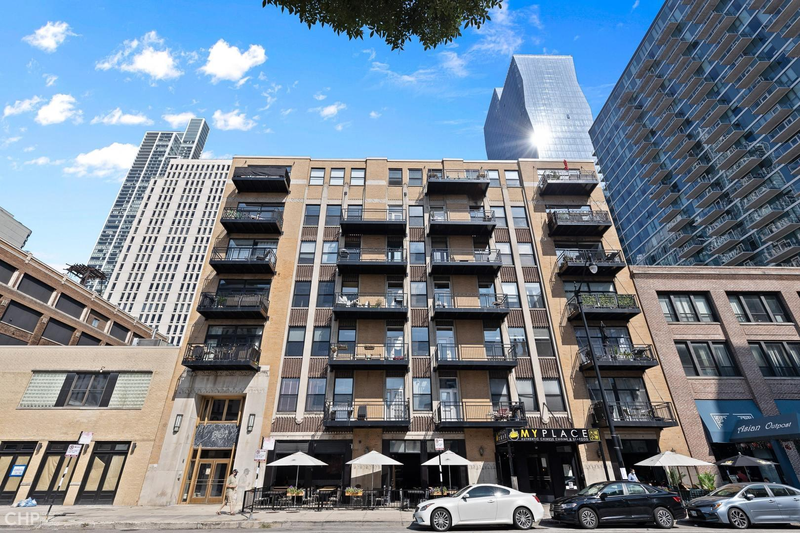1307 S wabash Avenue #413, Chicago, IL 60605 - #: 10822449