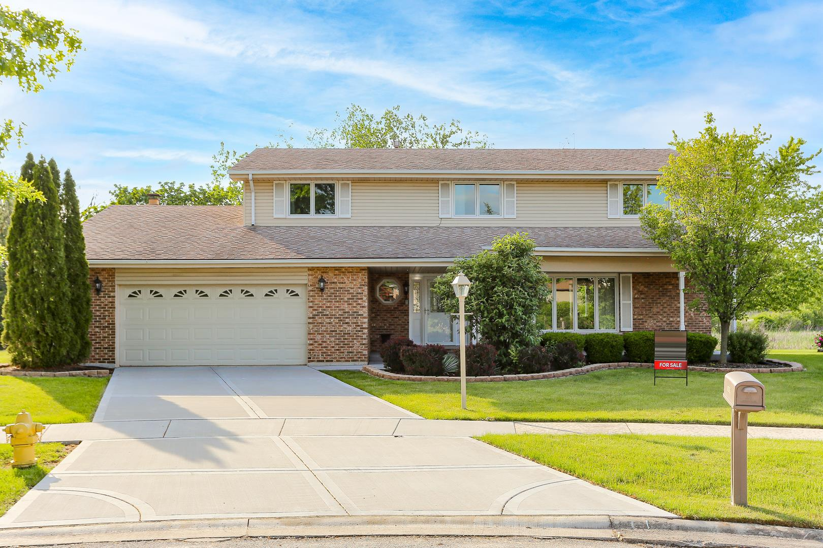 13810 Old Spanish Court, Orland Park, IL 60467 - #: 11101452