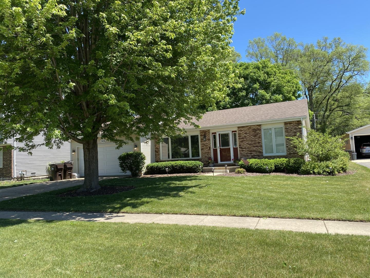 1416 N Scully Drive, McHenry, IL 60050 - #: 11105452