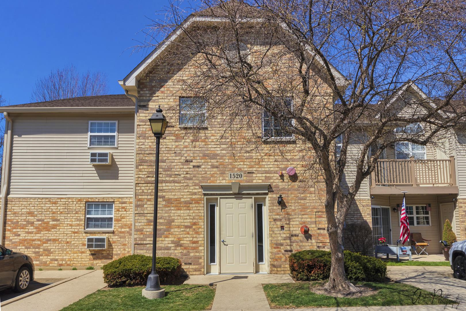 1520 W Sand Bar Court #2G, Round Lake Beach, IL 60073 - #: 11041453