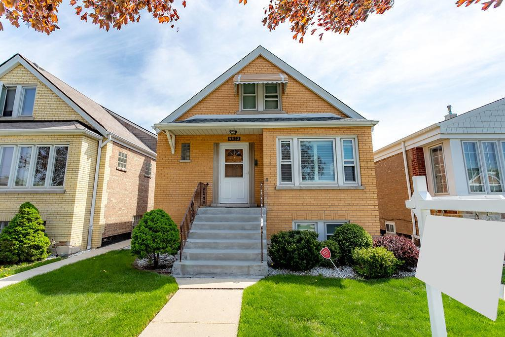 5523 S Meade Avenue, Chicago, IL 60638 - #: 11074455
