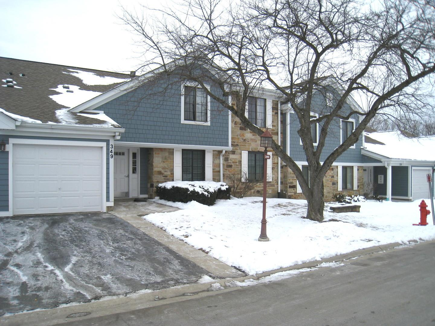 349 Sandalwood Lane #B1, Schaumburg, IL 60193 - #: 10638459