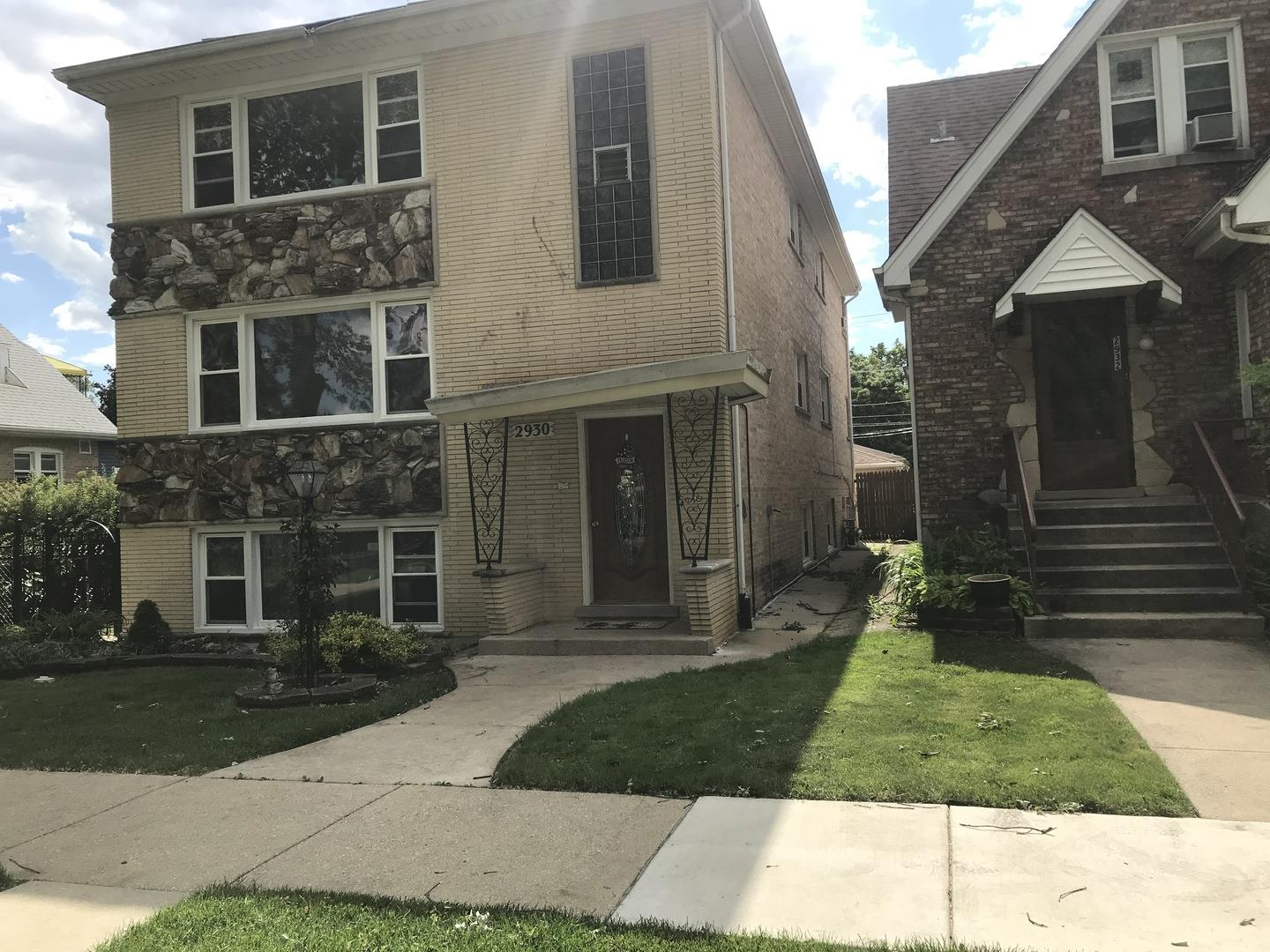 2930 N 75th Court #1ST, Elmwood Park, IL 60707 - #: 10751459