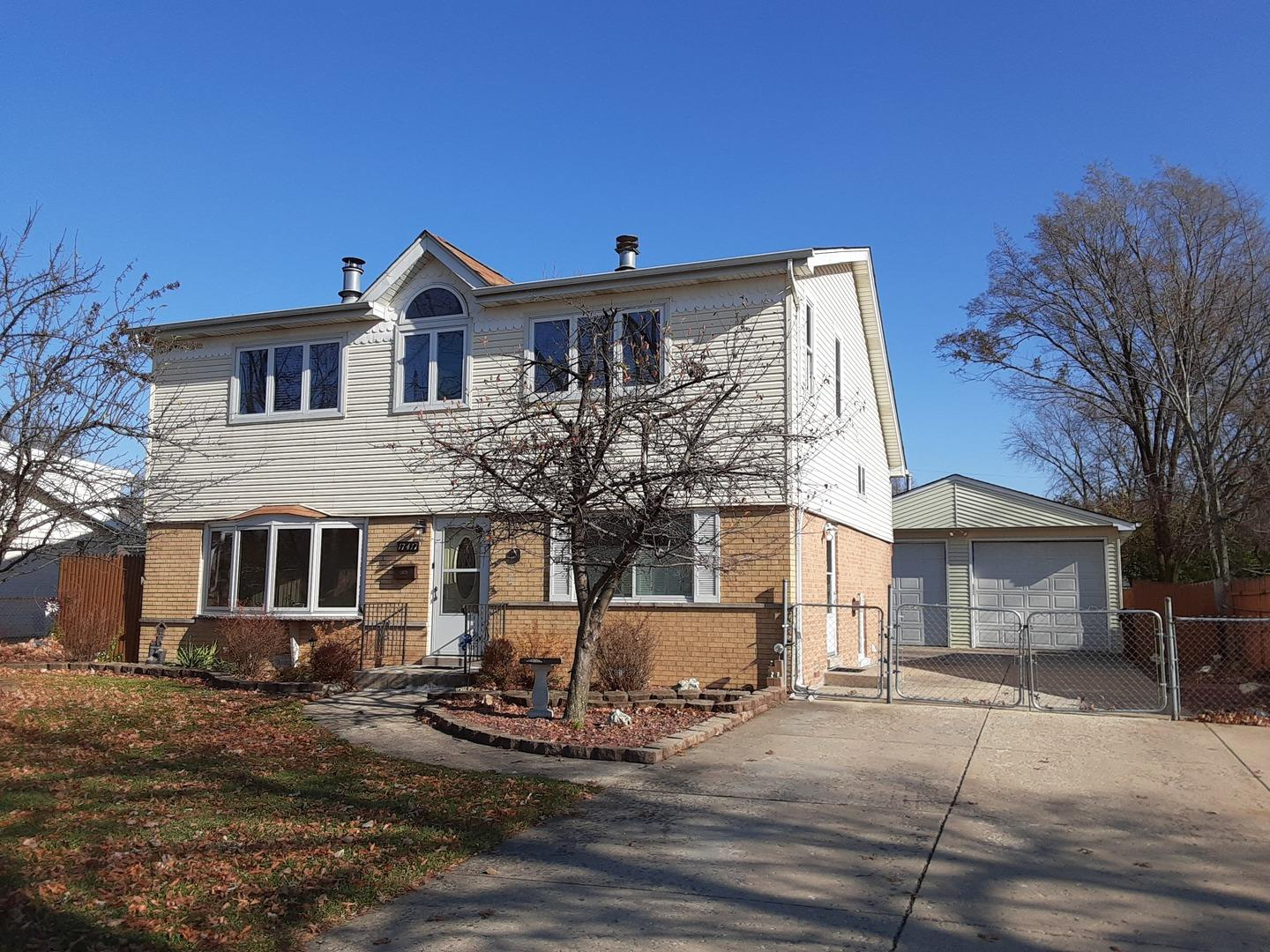 17417 Odell Avenue, Tinley Park, IL 60477 - #: 10918460