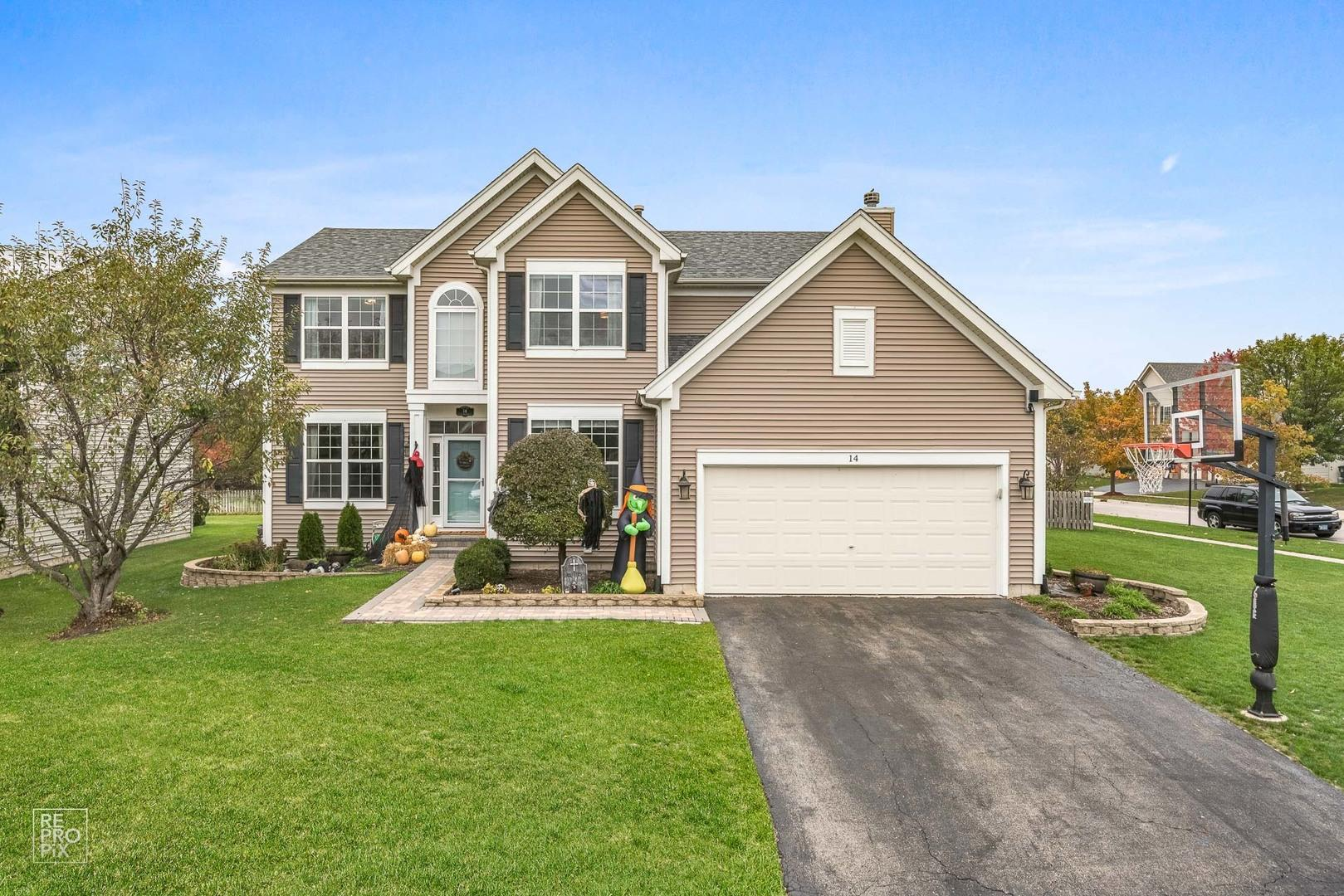 14 E Ellington Court, South Elgin, IL 60177 - #: 10910462