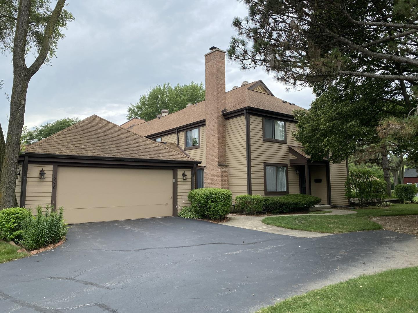 1278 Farnsworth Lane, Buffalo Grove, IL 60089 - #: 10999465
