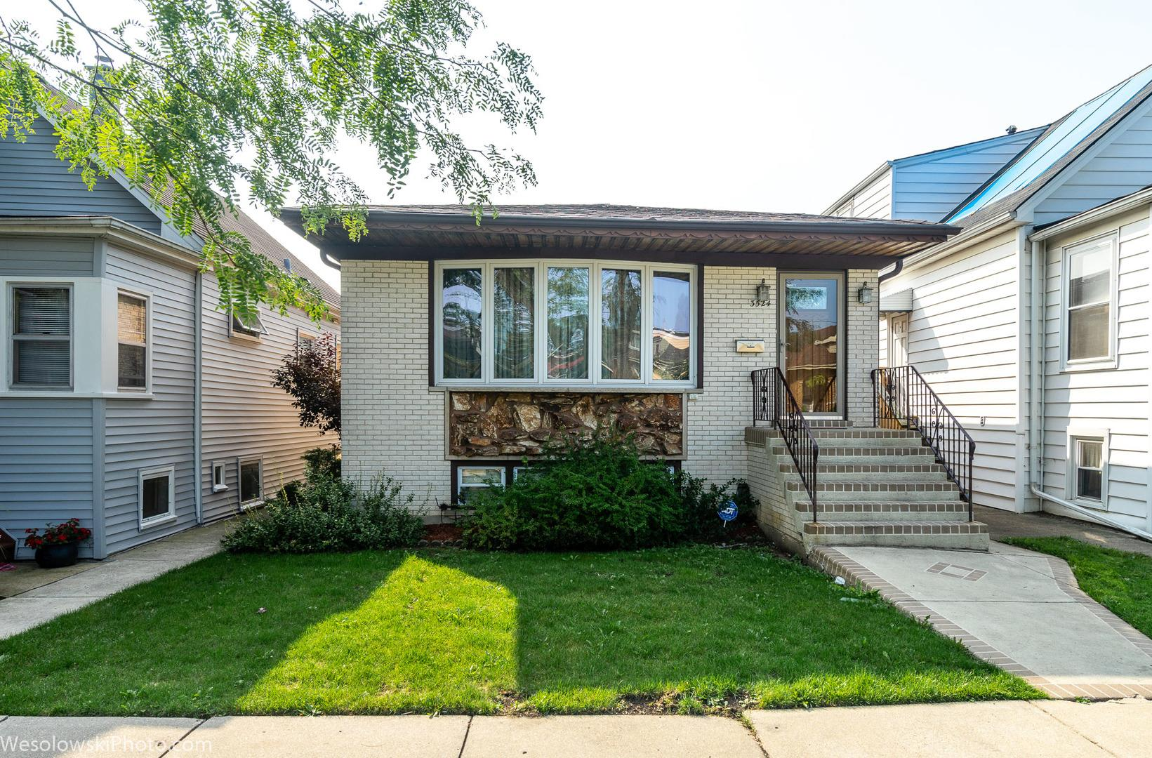 3524 N Normandy Avenue, Chicago, IL 60634 - #: 10859466