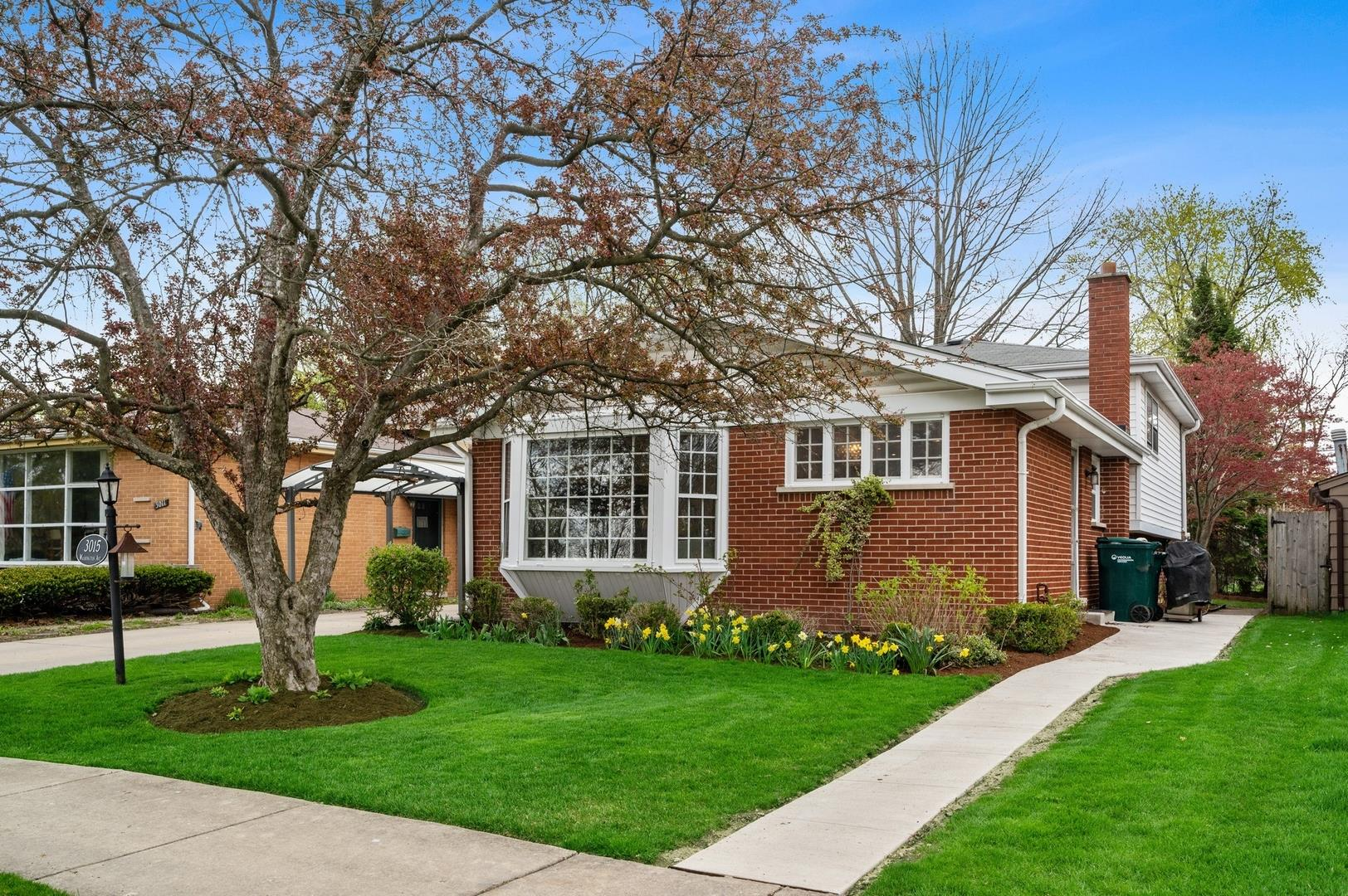 3015 Washington Avenue, Wilmette, IL 60091 - #: 11059466