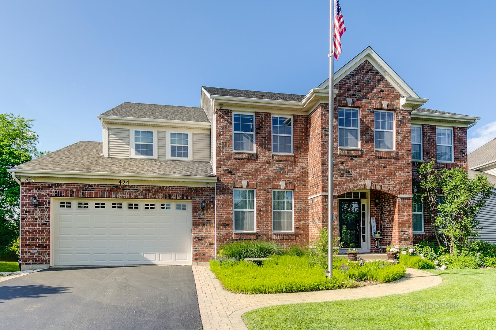 424 Wentworth Circle, Cary, IL 60013 - #: 10747467