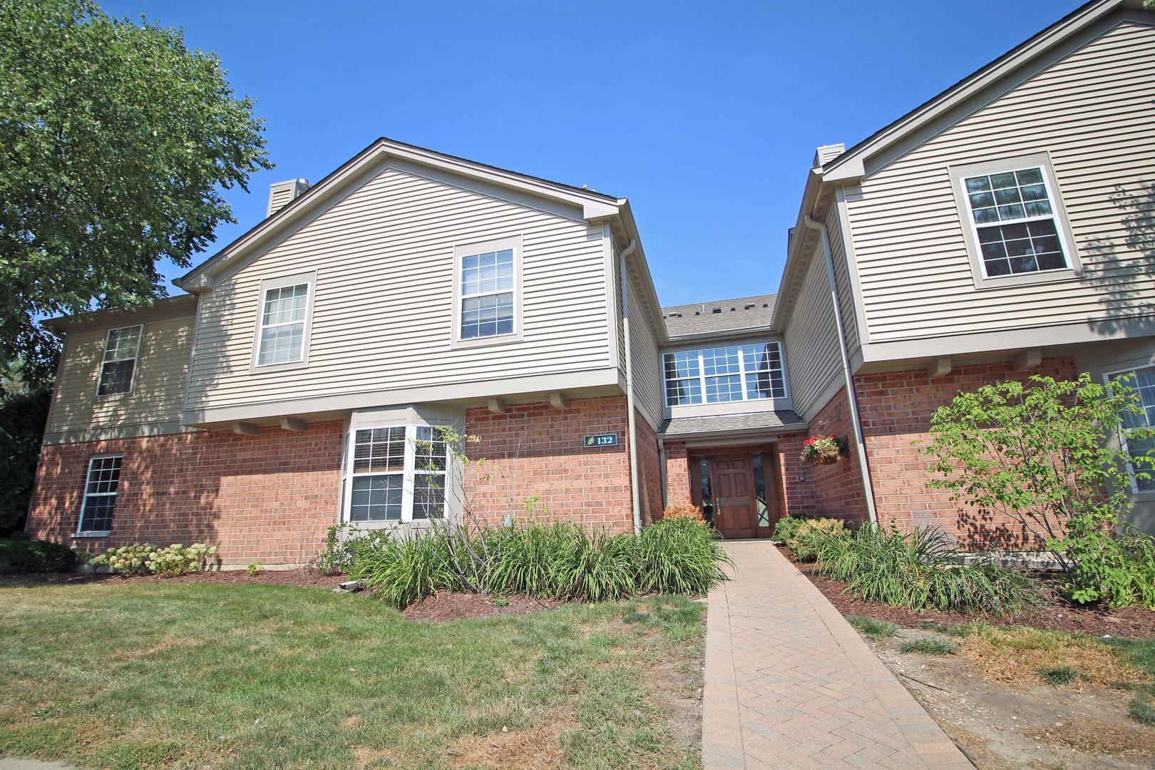 132 White Oak Court #4, Schaumburg, IL 60193 - #: 10849467