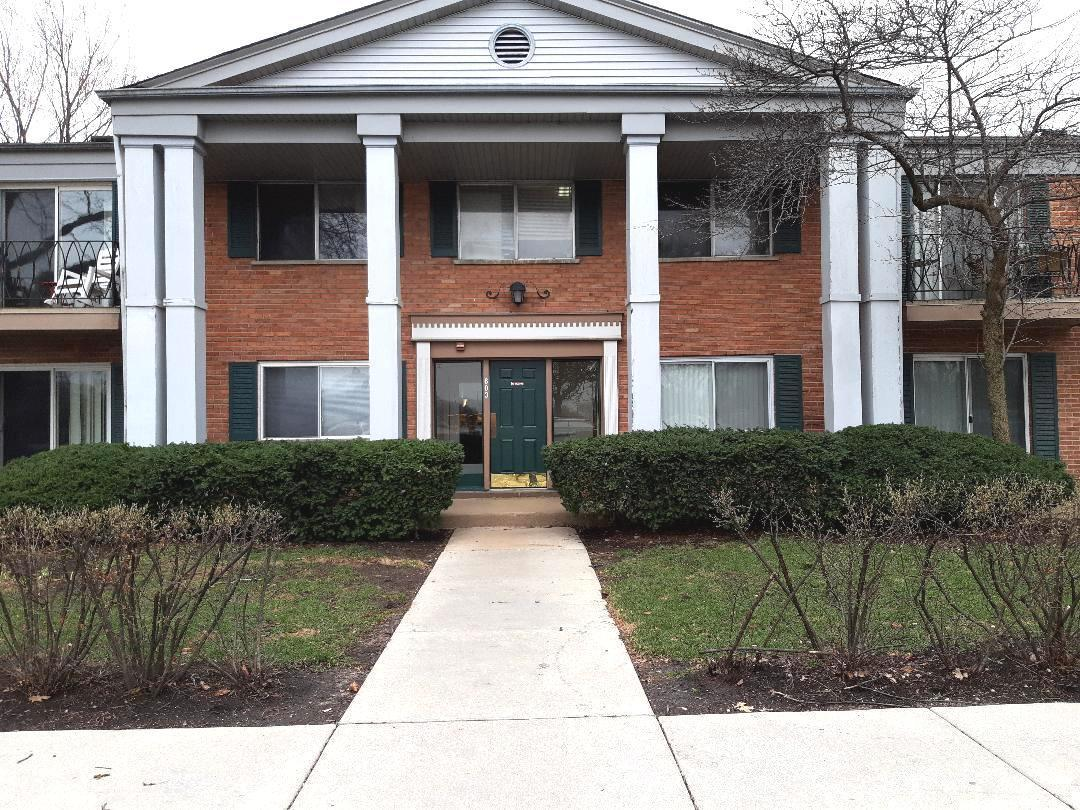 603 E FALCON Drive #105, Arlington Heights, IL 60005 - #: 11034467