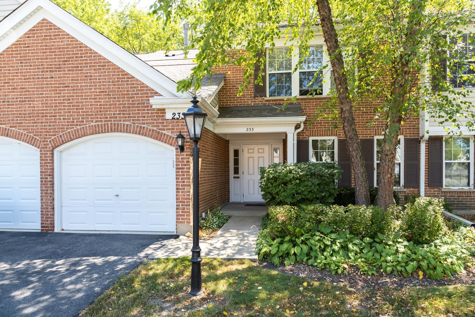233 Rob Roy Lane #D, Prospect Heights, IL 60070 - #: 10807468