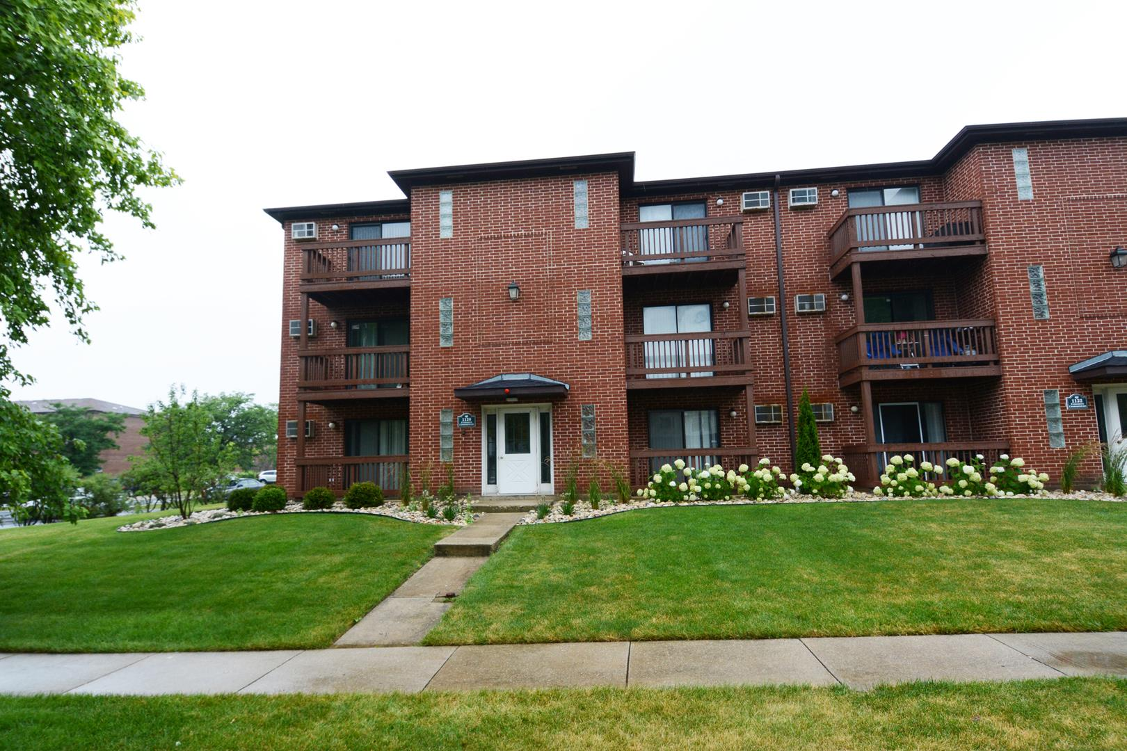 1130 Evergreen Avenue UNIT 3A, Glendale Heights, IL 60139 - #: 10458469