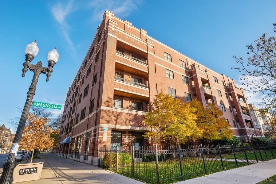 4553 N Magnolia Avenue #406, Chicago, IL 60640 - #: 10927469