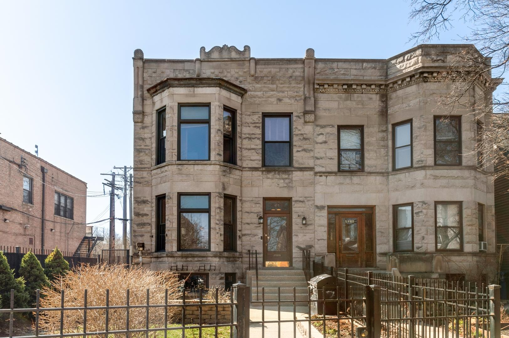 5482 S Ridgewood Court, Chicago, IL 60615 - #: 11032470