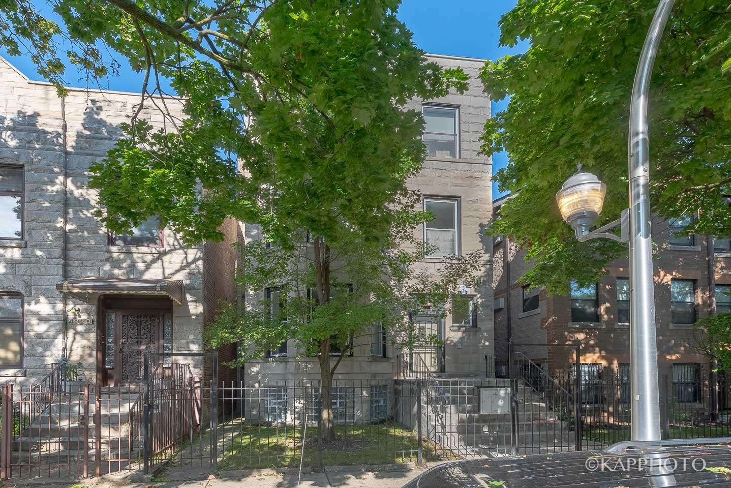 4918 S Saint Lawrence Avenue #1, Chicago, IL 60615 - #: 10817471