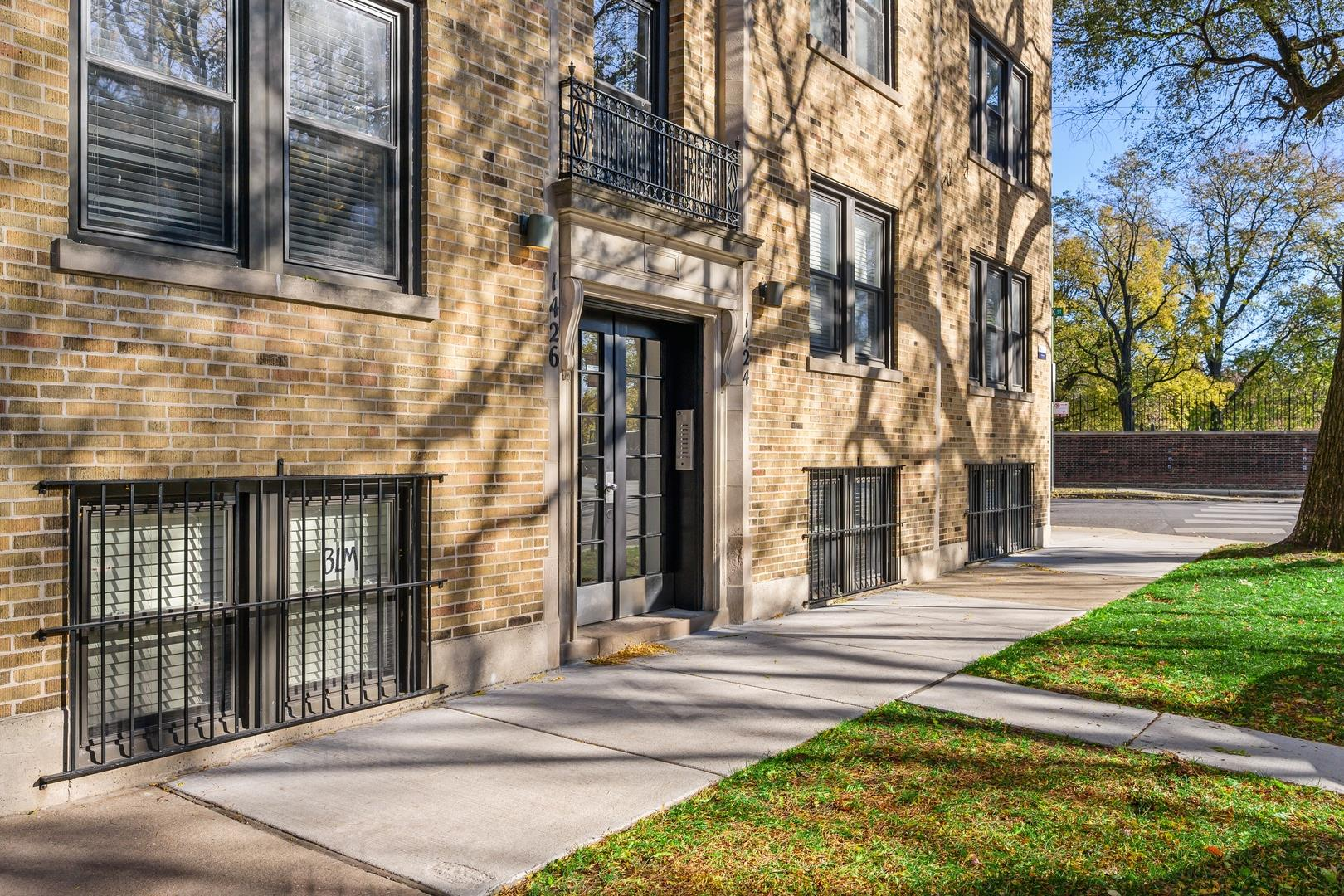 1424 W CULLOM Avenue #G, Chicago, IL 60613 - #: 10925472