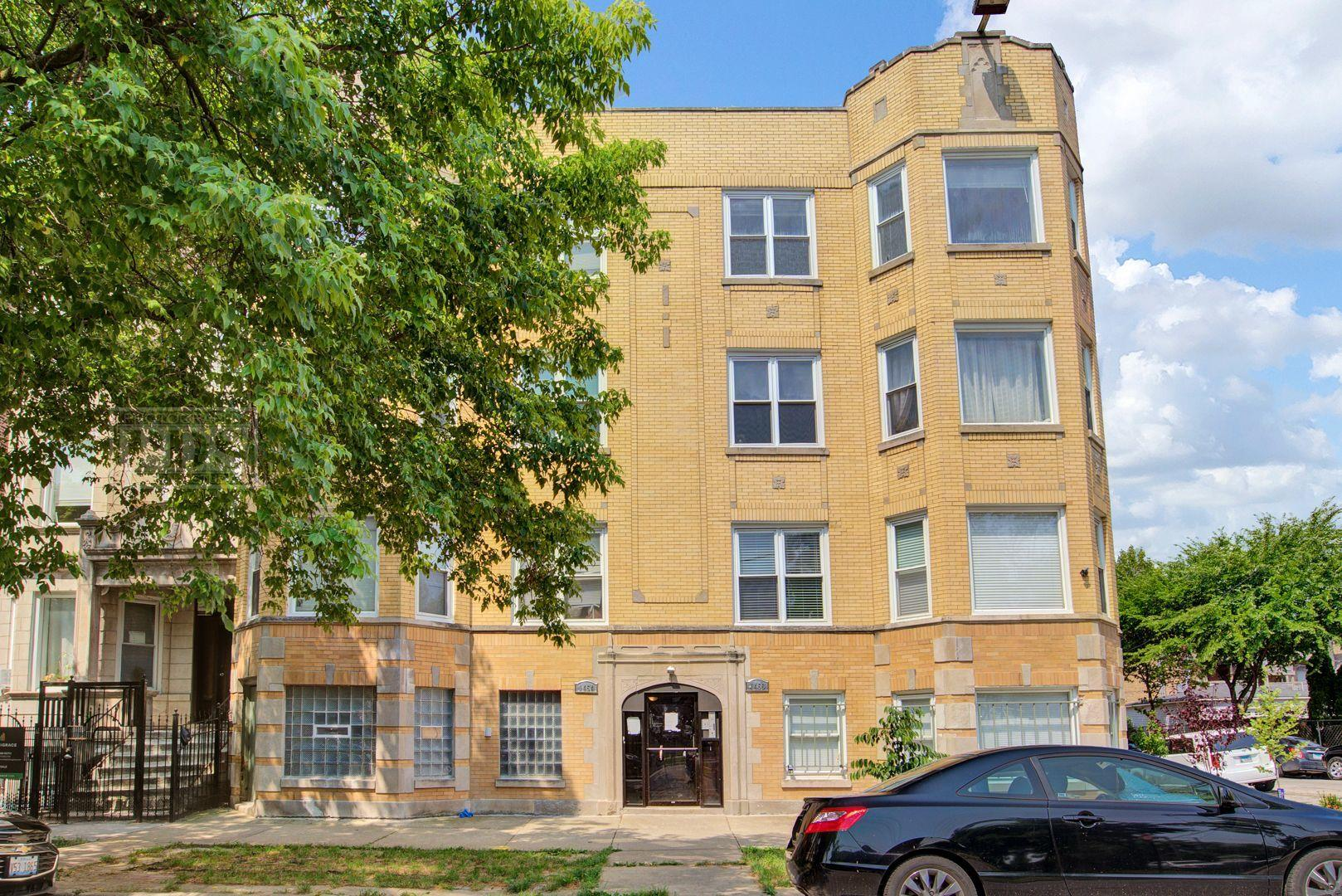 1456 N FAIRFIELD Avenue #3, Chicago, IL 60622 - #: 10841473