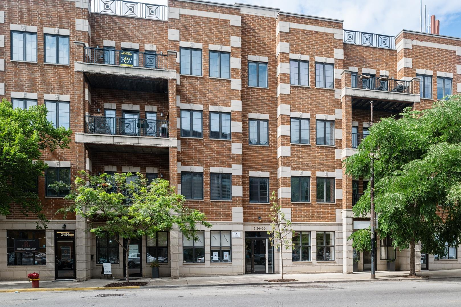 2130 W BELMONT Avenue #2B, Chicago, IL 60618 - #: 10954473
