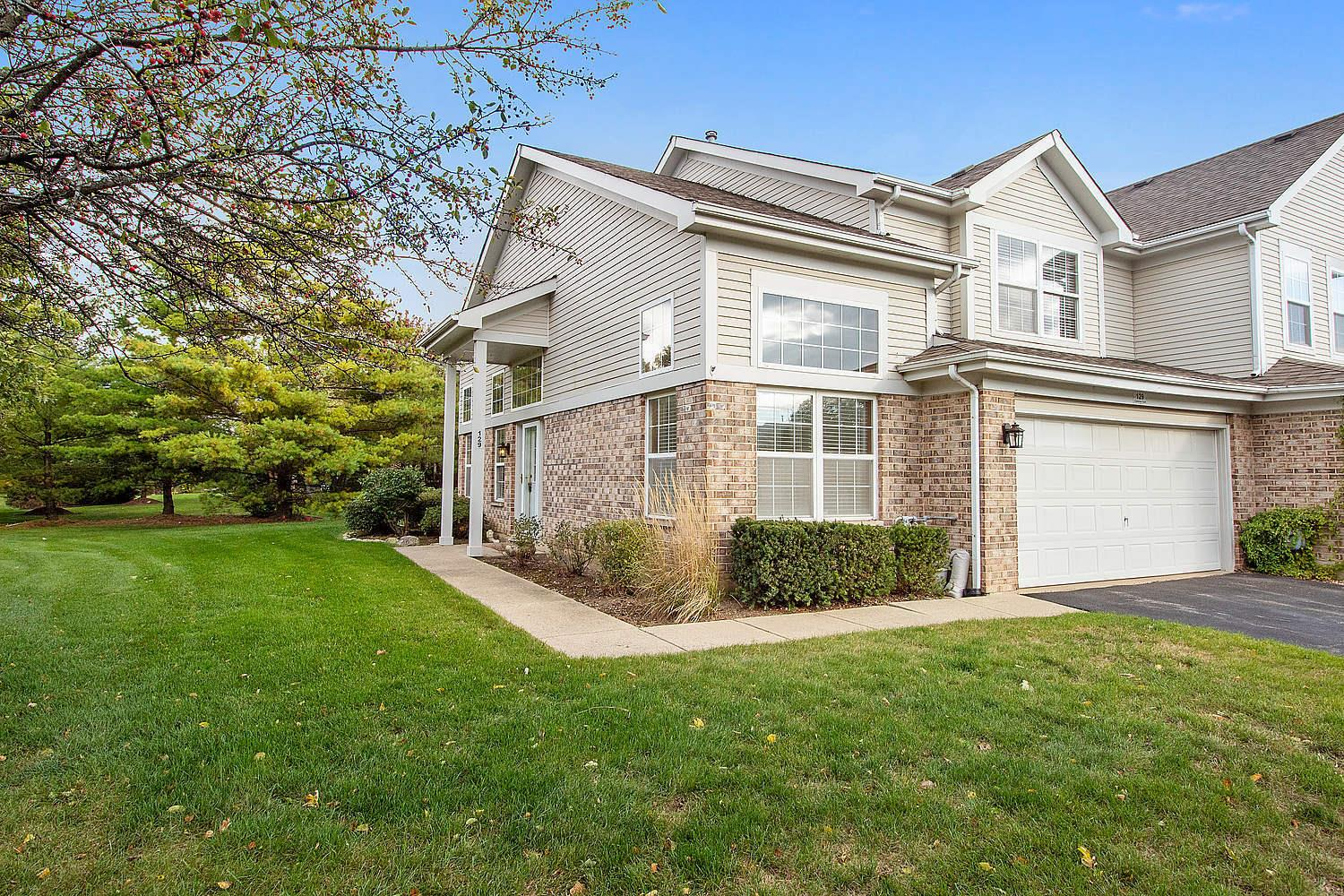 129 Cambrian Court, Roselle, IL 60172 - #: 10889474