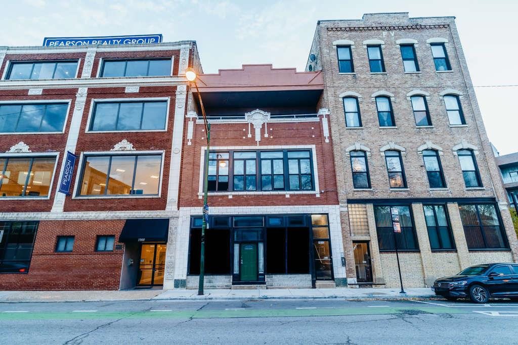 1012 N Milwaukee Avenue #3, Chicago, IL 60642 - #: 10934474