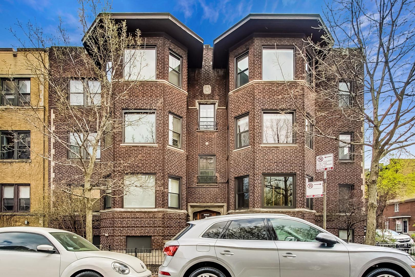 551 W Brompton Avenue #2, Chicago, IL 60657 - #: 11050474