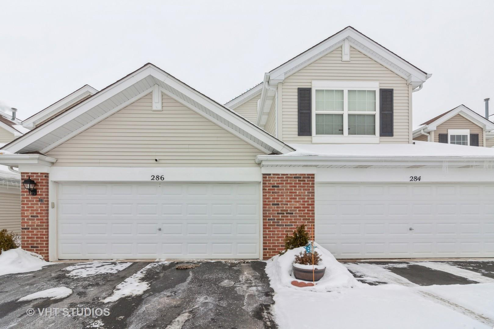 286 Wildmeadow Lane #0, Woodstock, IL 60098 - #: 10996475