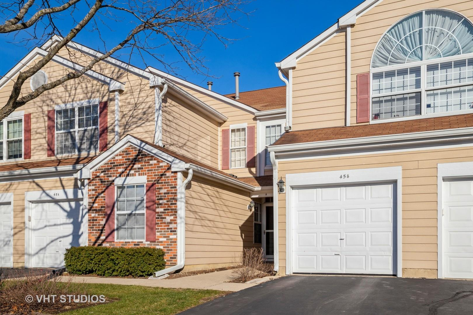 45 Adams Court #A, Streamwood, IL 60107 - #: 10946476