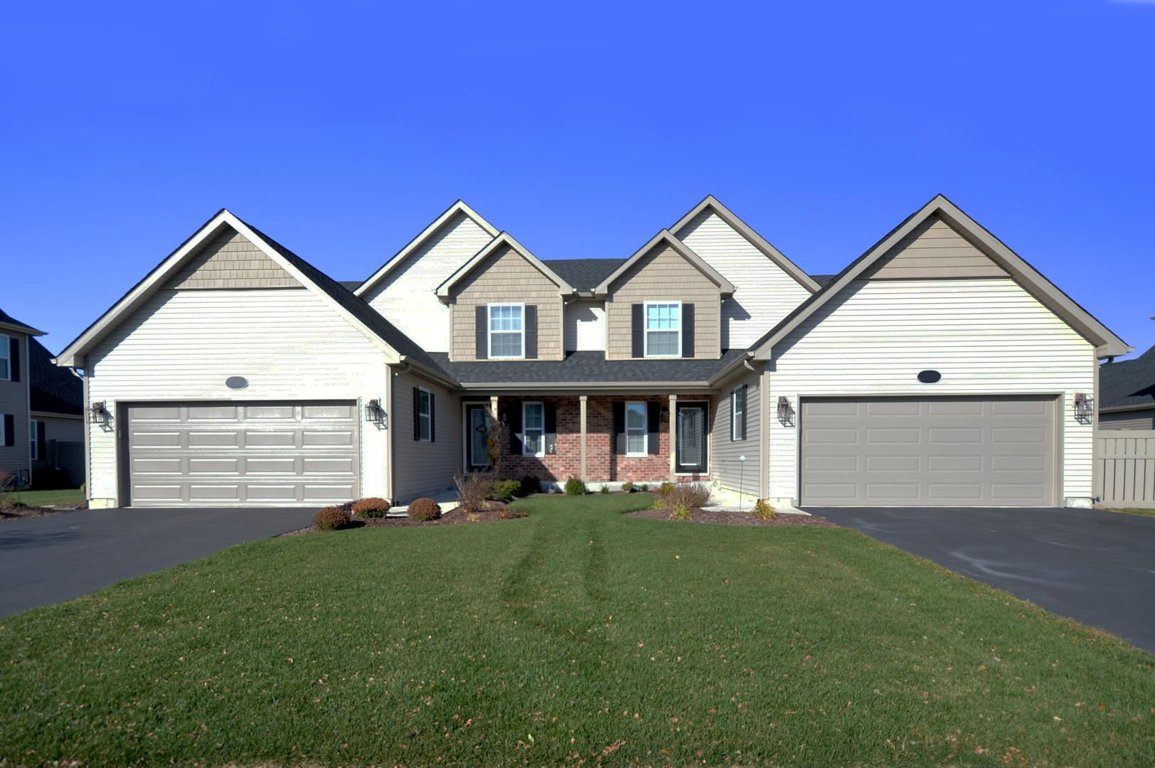 2057 Waters Edge Drive, Minooka, IL 60447 - #: 10938477