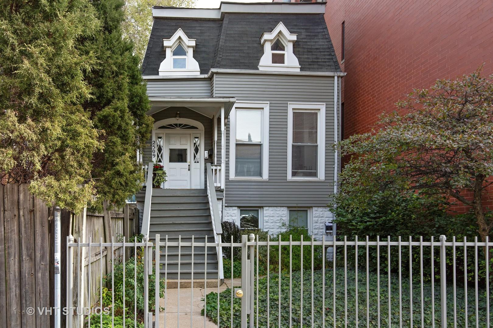 2509 N Halsted Street, Chicago, IL 60614 - #: 11032477
