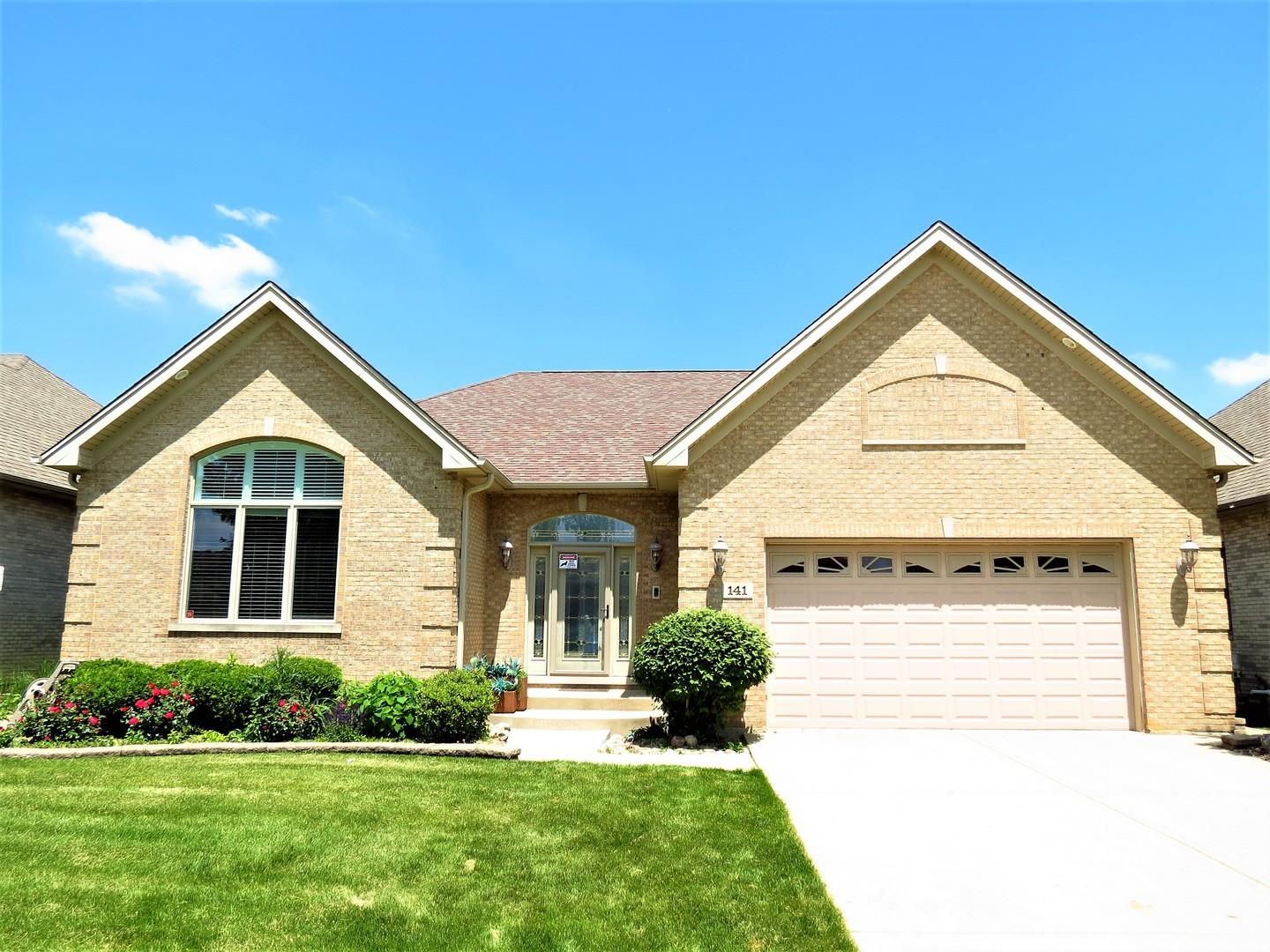 141 Rose Drive, Bloomingdale, IL 60108 - #: 10820478