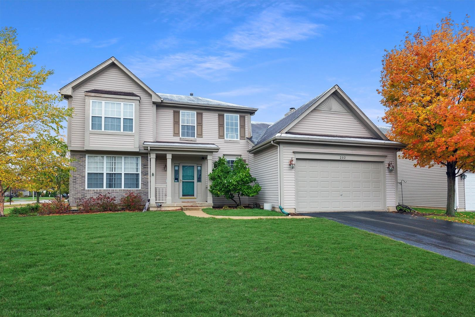 232 Berkshire Lane, Sugar Grove, IL 60554 - #: 10934478