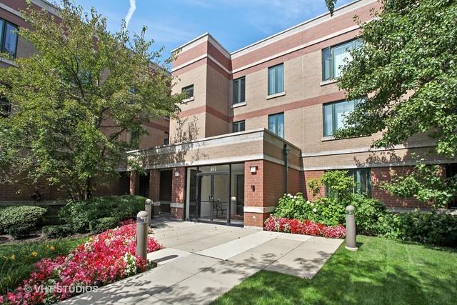 891 CENTRAL Avenue #232, Highland Park, IL 60035 - #: 10618479