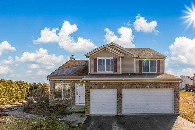 840 Bach Court, Woodstock, IL 60098 - #: 10654481