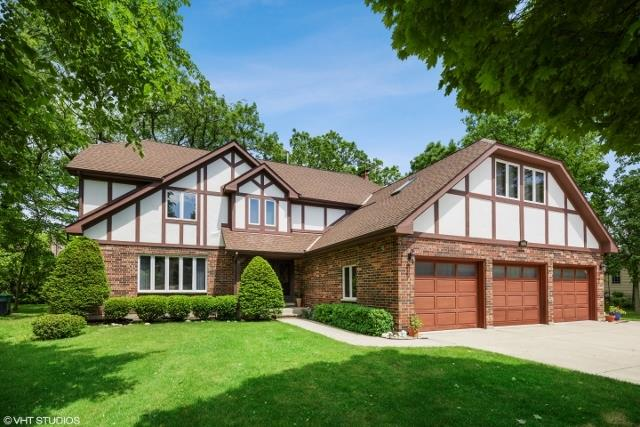 8708 Shade Tree Circle, Lakewood, IL 60014 - #: 10880482