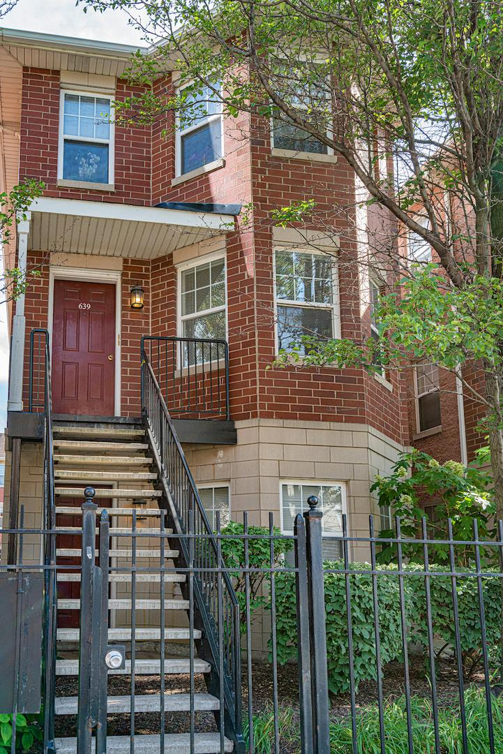 639 W Division Street #B, Chicago, IL 60610 - #: 10929482