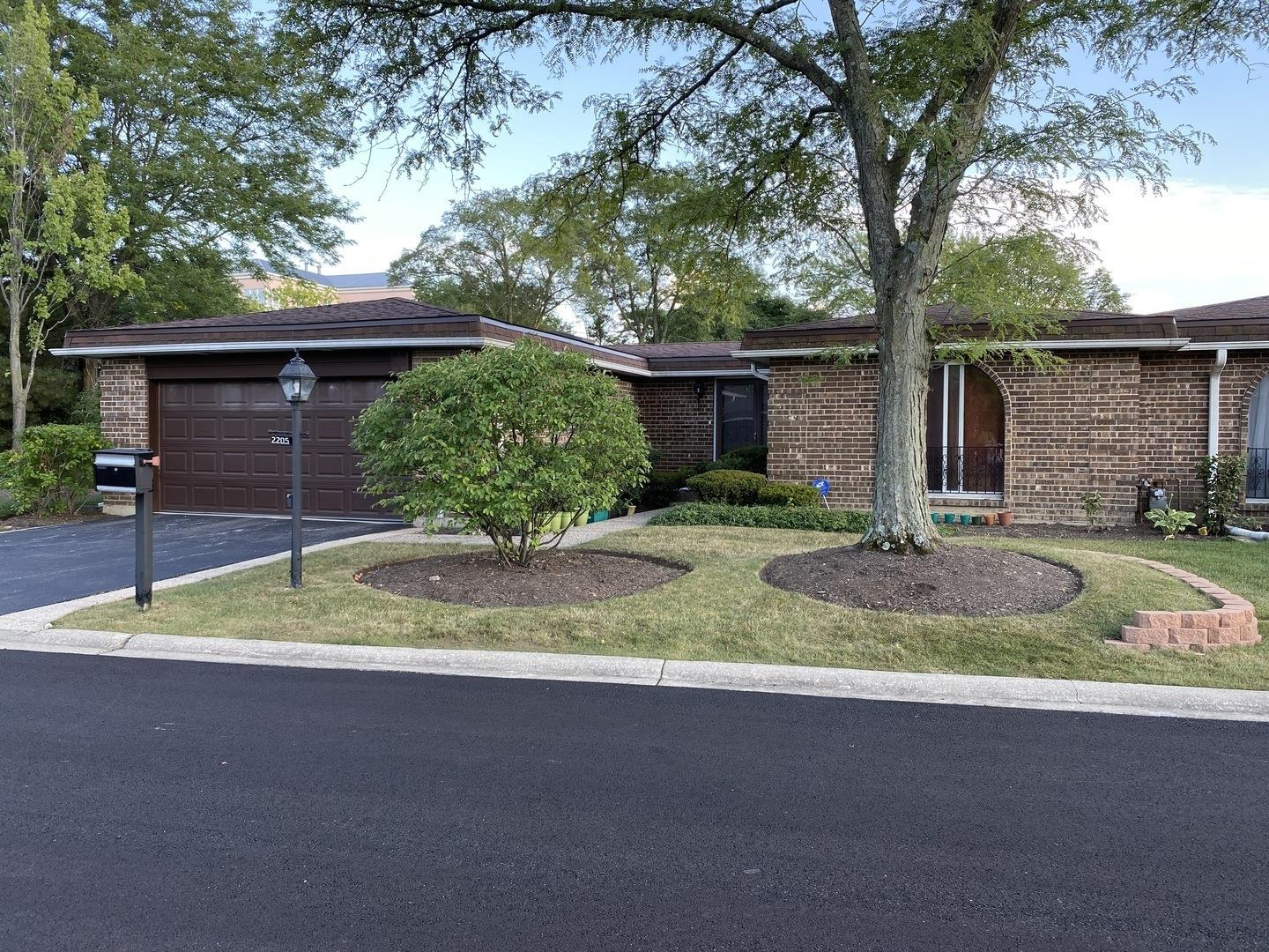2205 Vista Court, Northbrook, IL 60062 - #: 10885484