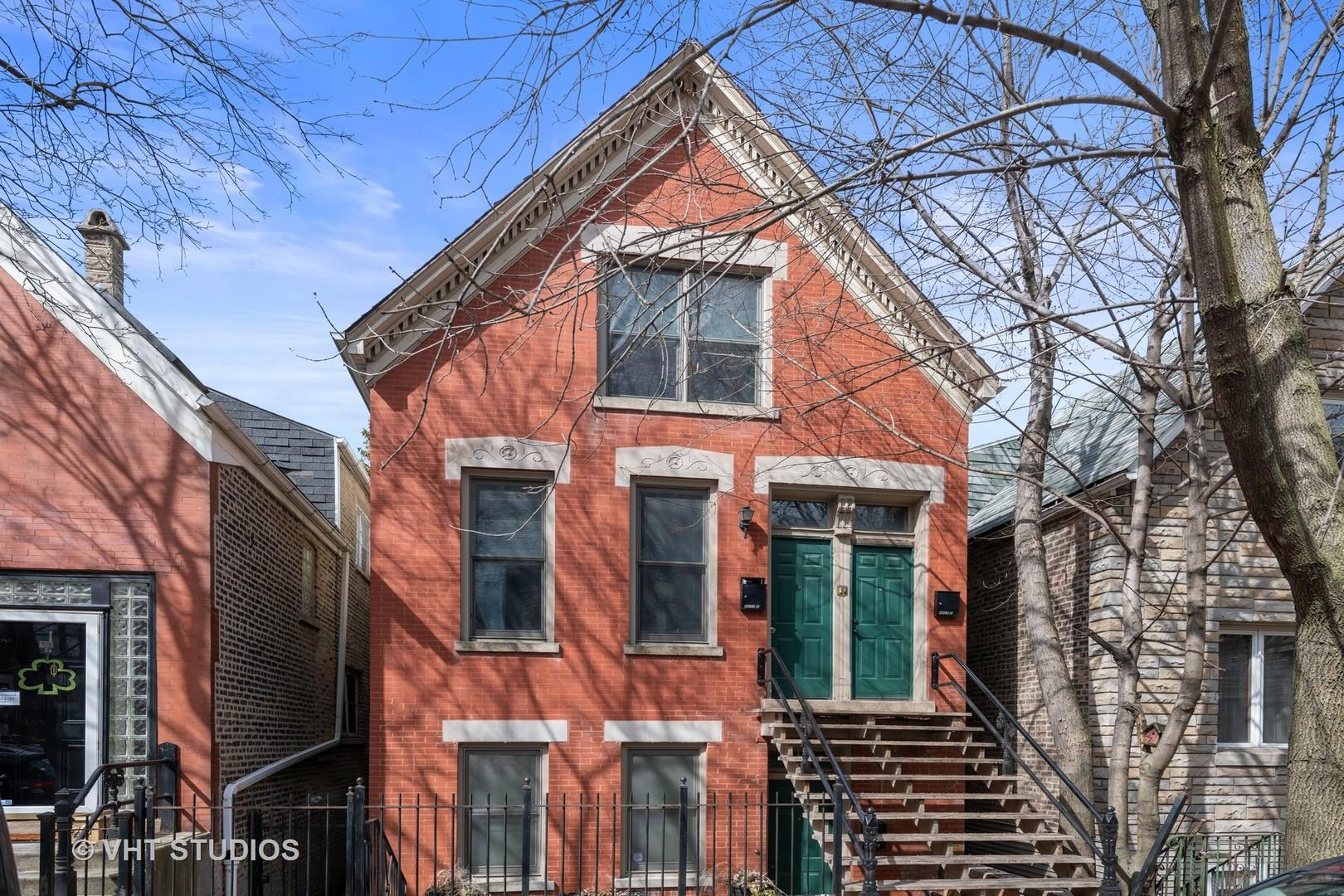 1744 N HONORE Street #2, Chicago, IL 60622 - #: 10687485