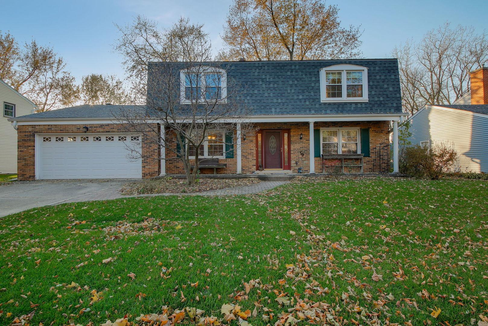 1582 Leabrook Lane, Wheaton, IL 60189 - #: 10947486