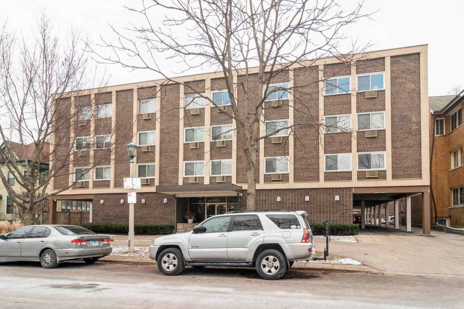 222 N Grove Avenue #1C, Oak Park, IL 60302 - #: 10976486