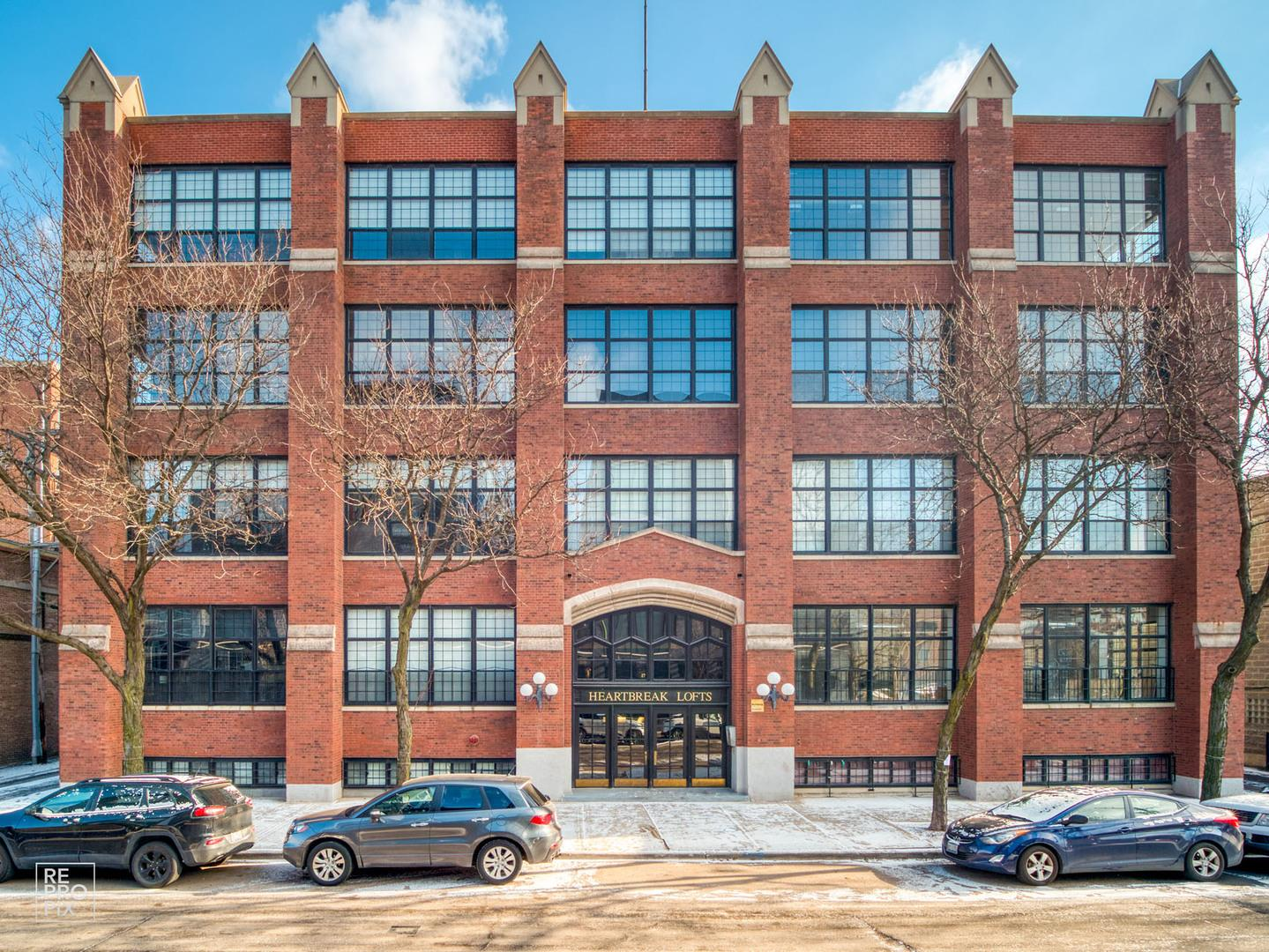 17 N Loomis Street #4D, Chicago, IL 60607 - #: 10592487